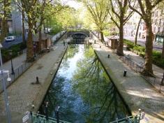 Canal Saint Martin, April 2015