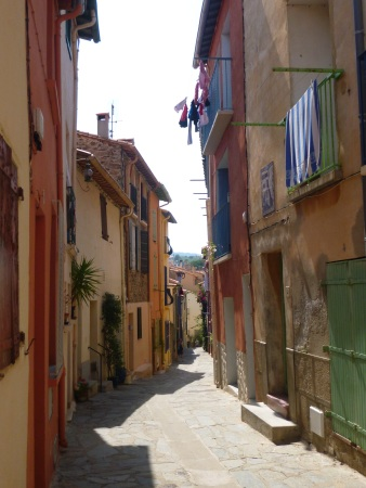 Collioure colours