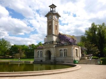 parc George Brassens x