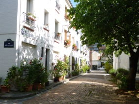 Rue des Glycines
