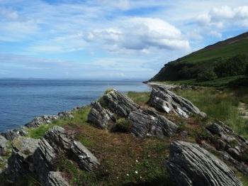 Lochranza Rocks