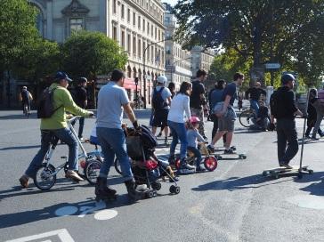 No Car Day Paris 2015