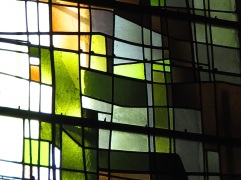 St Malo stained glass - October 2015