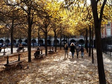 in Place des Vosges