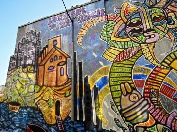 street art COP21 Paris