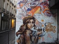 street art paris Radio Marais