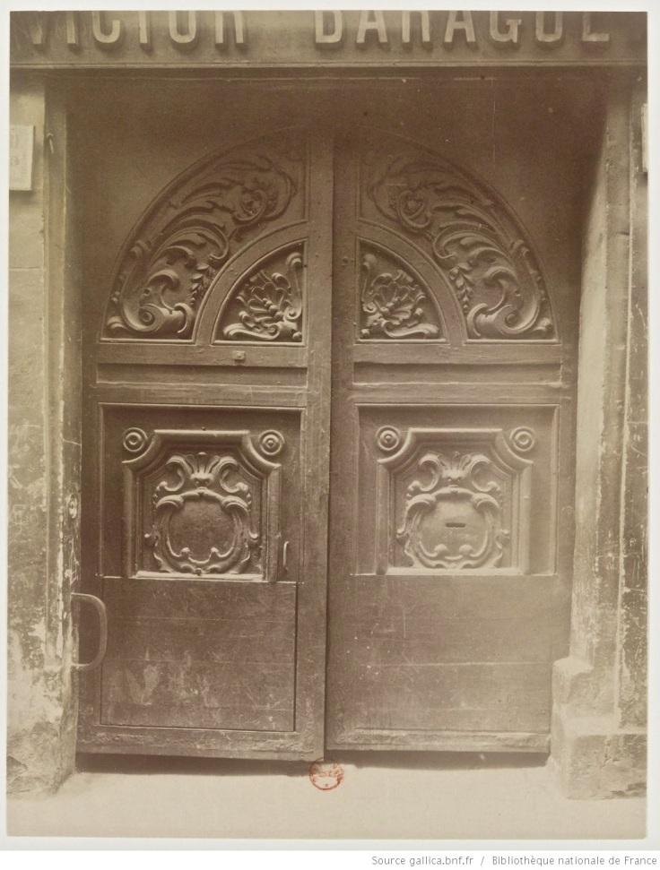 rue aubriot 1906