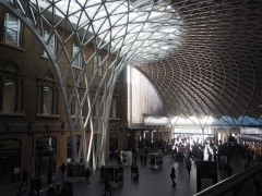and the dazzling new concourse opened in 2013