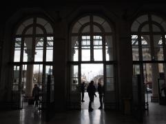gare de l'est entrance paris