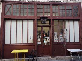 C is for Café - a coffee roaster (and tea supplier), Paris 12e
