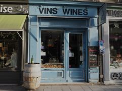 V is for Vins - and W is for Wine as I can't find a French trade that begins with W