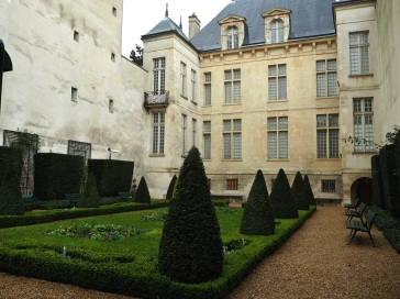 Hôtel Donon Paris garden