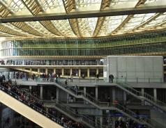 Les Halles Paris canopy