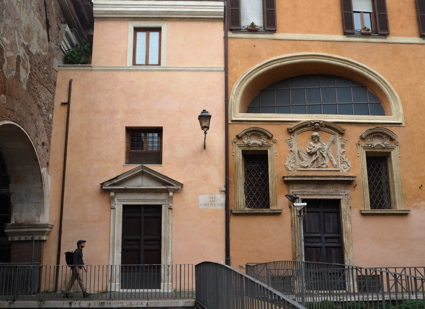 Rome street view, doors & arches