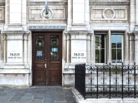 Paris Hôtel de Ville post office