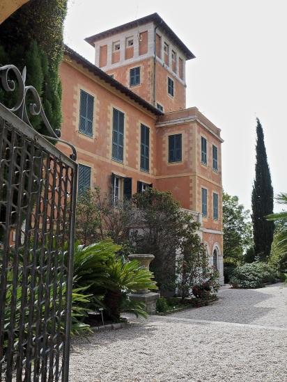 Villa Hanbury La Mortola