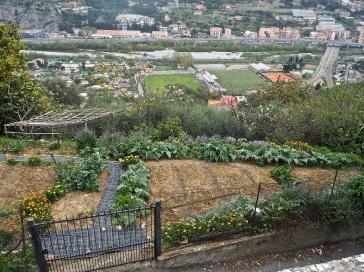 Ventimiglia garden terrace
