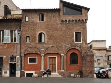 arches & windows Trastevere
