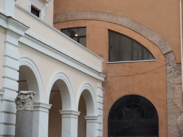 Rome arches