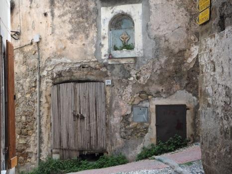 old doors Ventimiglia