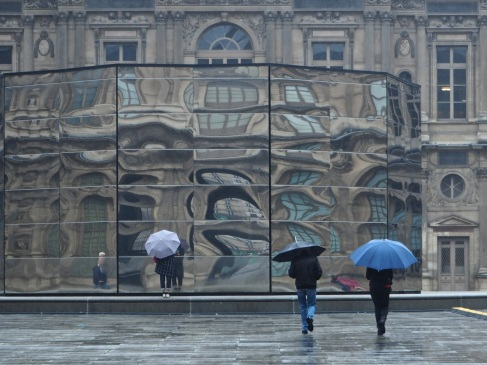 Louvre illusions - May 2016