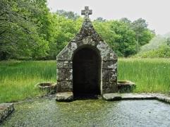 Fontaine de Plas Kaër, near Crach, Morbihan.