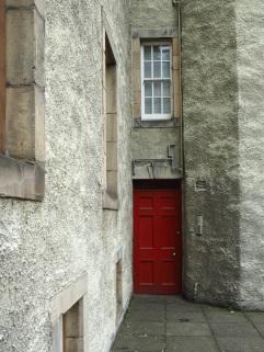 3 Chessel's Court, Canongate