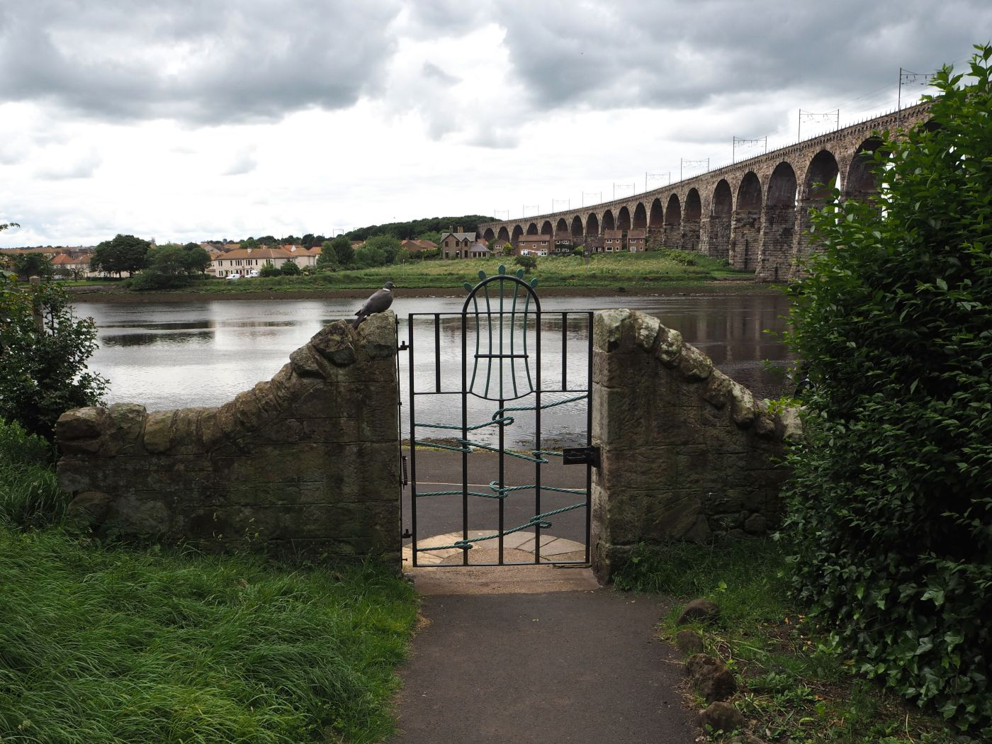 royal border bridge berwick upon tweed
