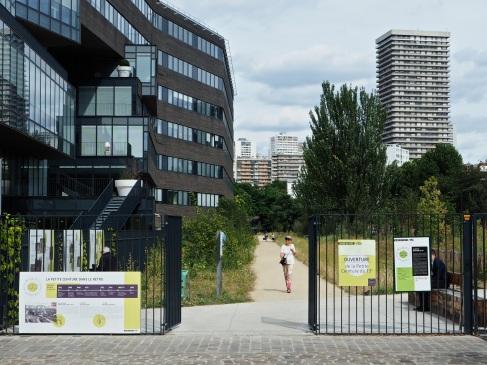 Quartier Gare de Rungis Petit Ceinture
