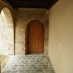 Simplicity for Thursday Doors