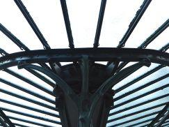 metro canopy paris chatelet