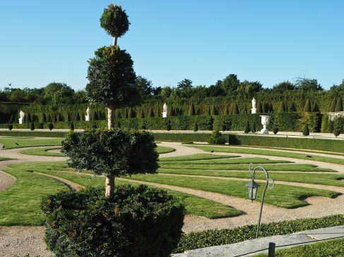 Not a leaf out of place - Versailles - September 2016