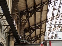 Restoration of the old station roof should be complete by 2020