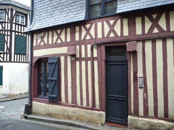 Half-timbered, Honfleur