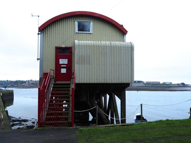 Berwick upon Tweed lifeboat station