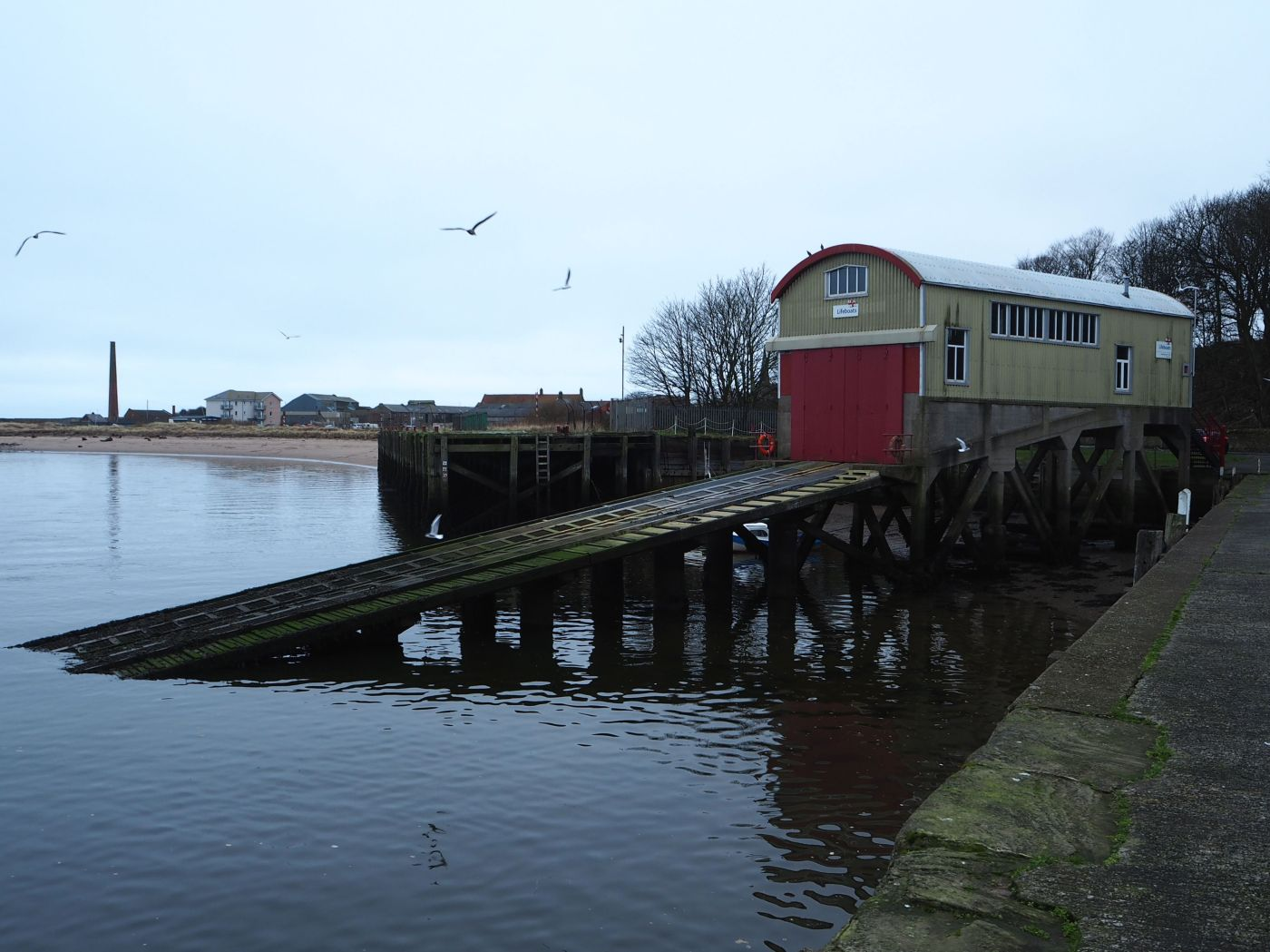 Berwick upon Tweed lifeboat station