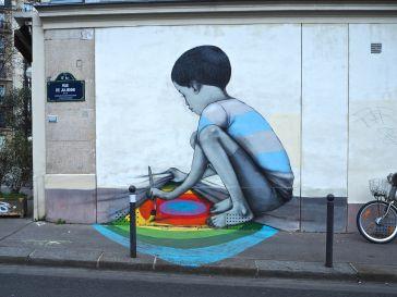Chasing rainbows - Seth - Paris 13 - February 2017