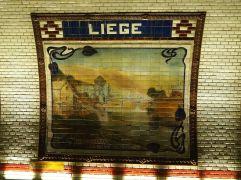 Liege metro Paris
