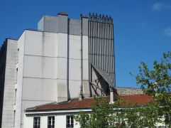 Chimney extensions on a grand scale
