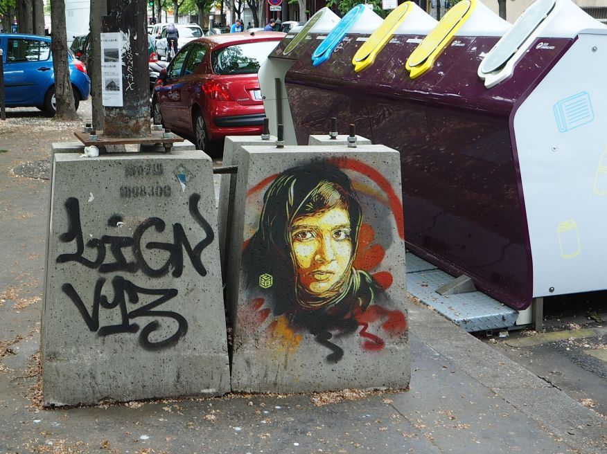 C215 portrait Avenue d'Ivry Paris 13
