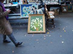 Brocante, Paris, October 2016