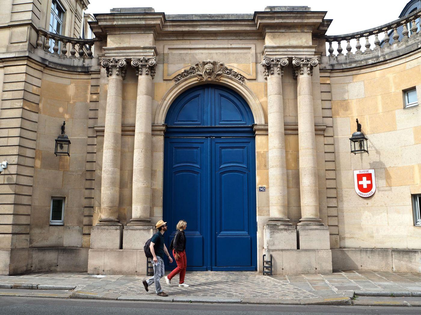 swiss embassy rue de grenelle paris