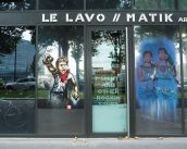 Here's why this corner is a street art magnet - Le Lavo//Matik, urban art gallery