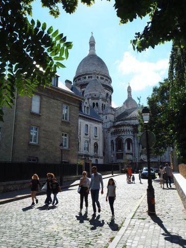 sacré coeur basilica montmartre