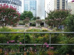 Place Basse was originally simply a sunken concrete square