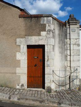 doorway Blois
