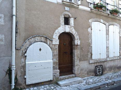 tall & short doors Blois