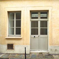 door rue du canivet paris 6