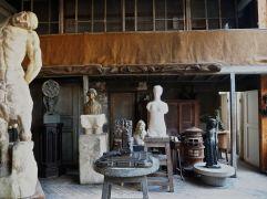 musée bourdelle atelier