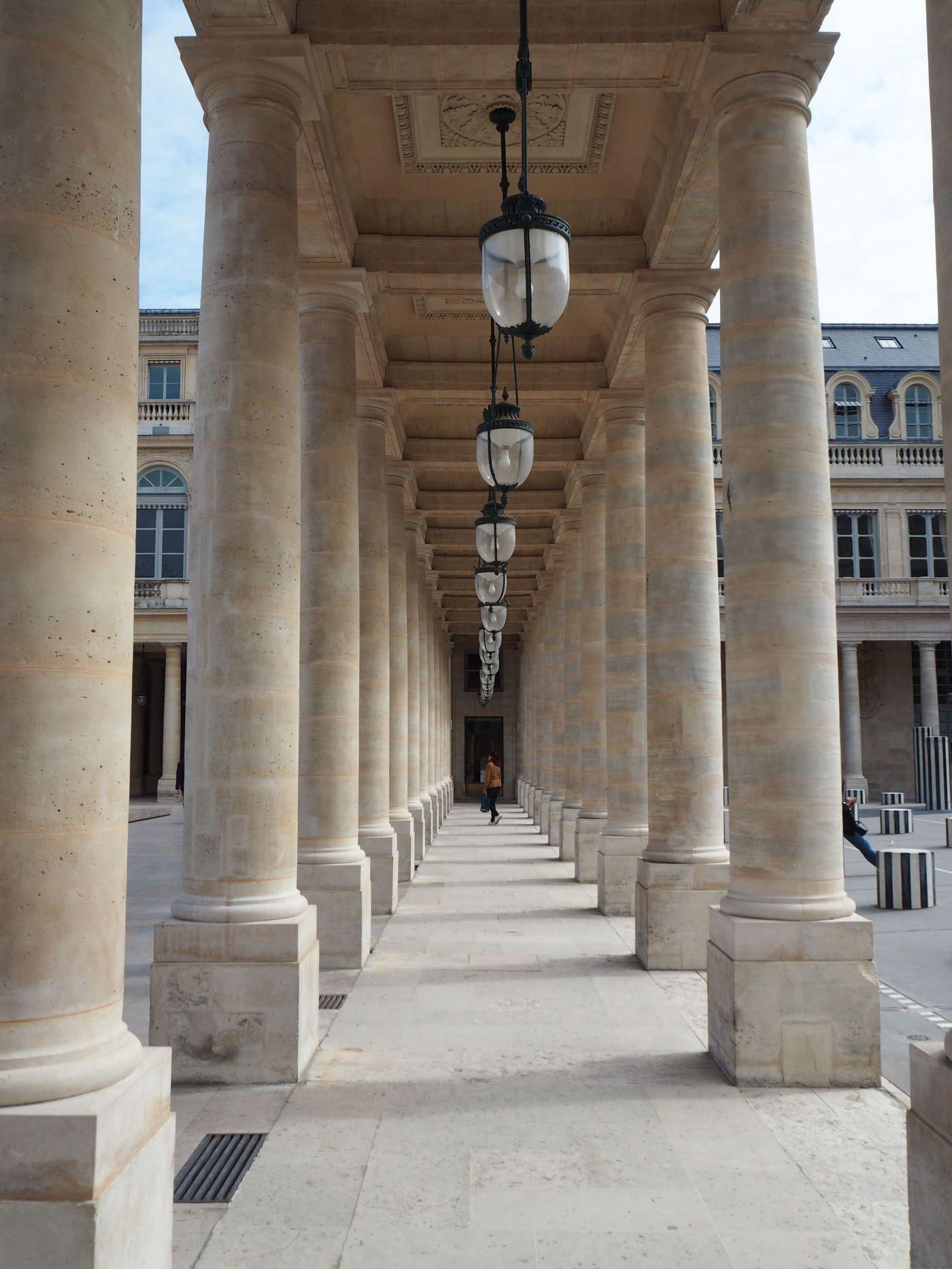 colonnade palais royal